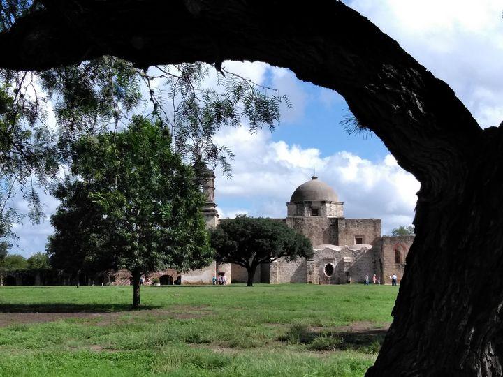 San Antonio Mission - Erin's Creations