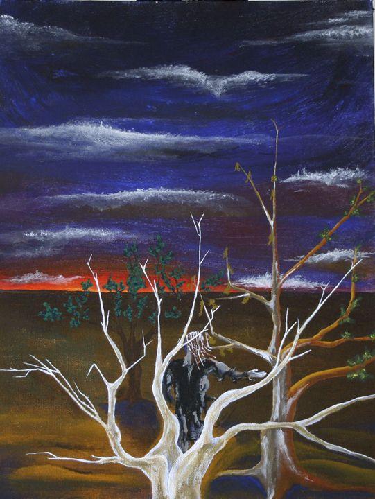 Ghost - Nate Lonnen
