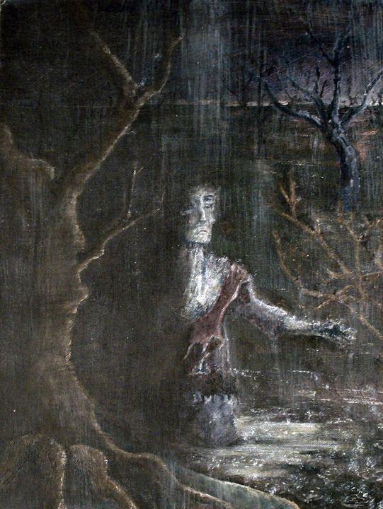 Washing of the Rain - Nate Lonnen