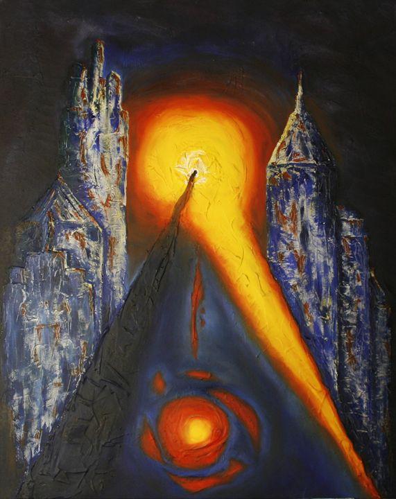 Crossroads - Nate Lonnen