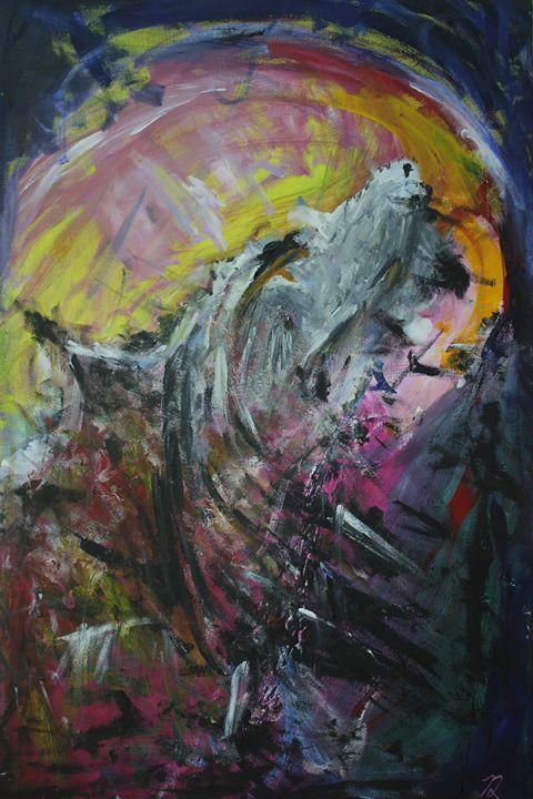 Sing to Selene White Wolf - Nate Lonnen