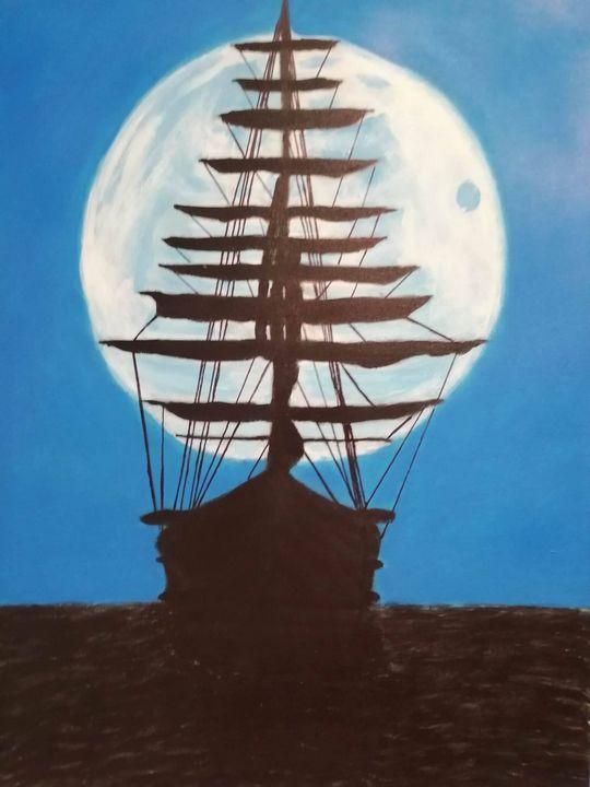 Ship - Lina Ksayer