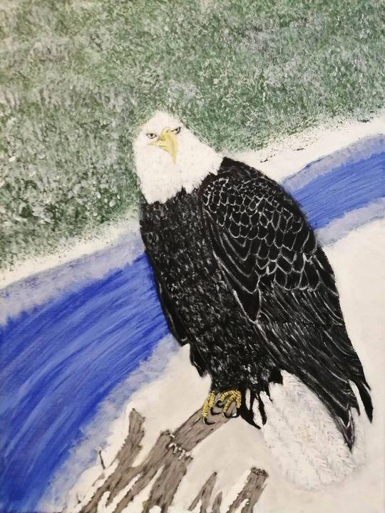 Angry Bird - Lina Ksayer