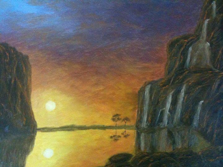 Sunset - Yx's Gallery