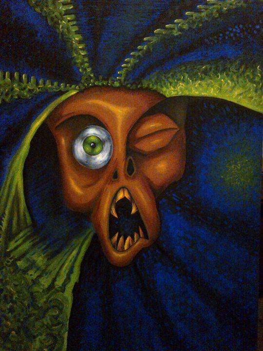 monster - gemini art of kenneth