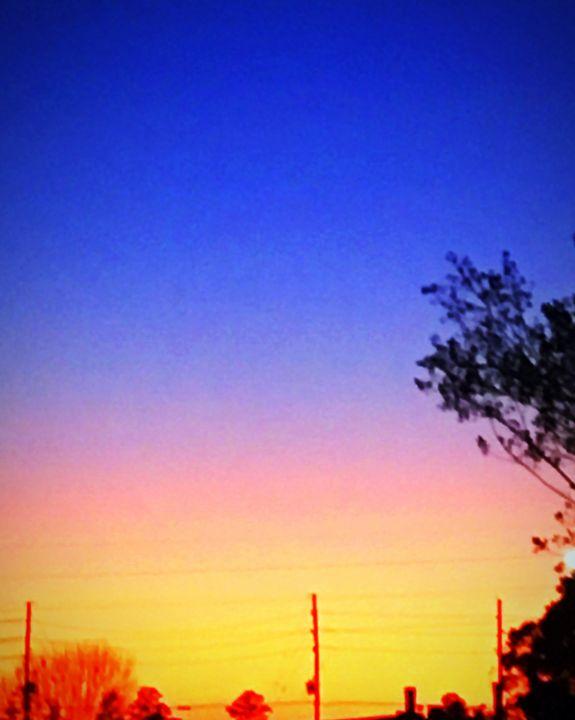 Sunset - Unseelie Muse