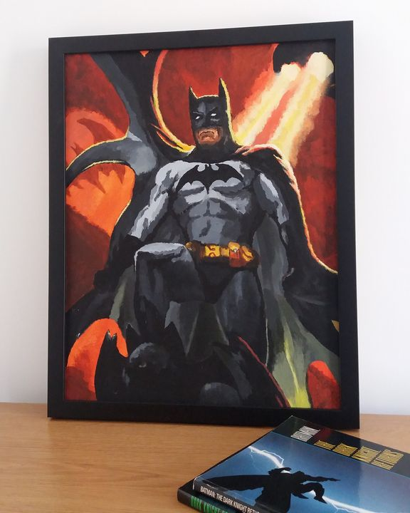 Dark Knight Rising - Gavin.Nicholls.Art
