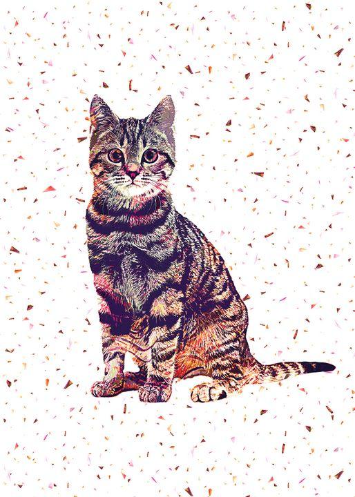 the cat - Gab Fernando