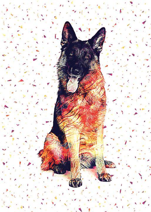 German Shepherd - Gab Fernando