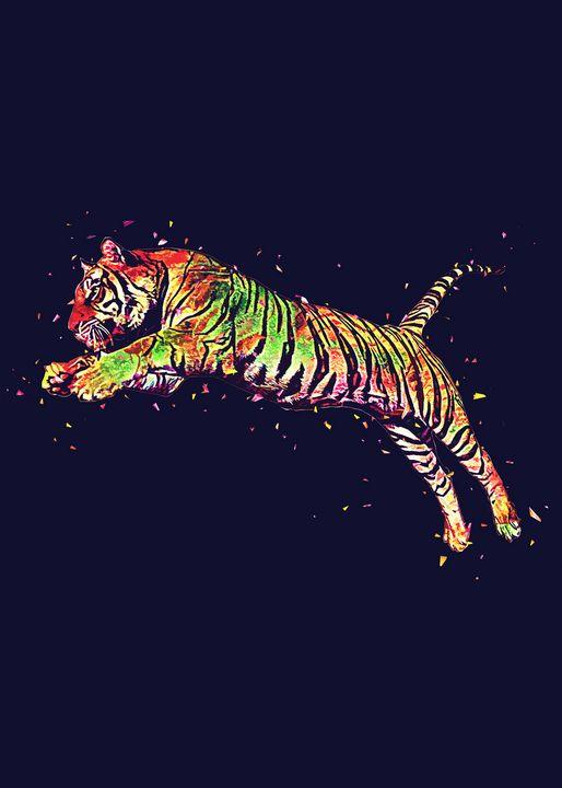 The Tiger - Gab Fernando