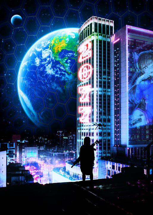 Earth 2077 - Gab Fernando