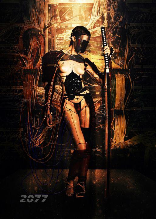 Lady Samurai - Gab Fernando