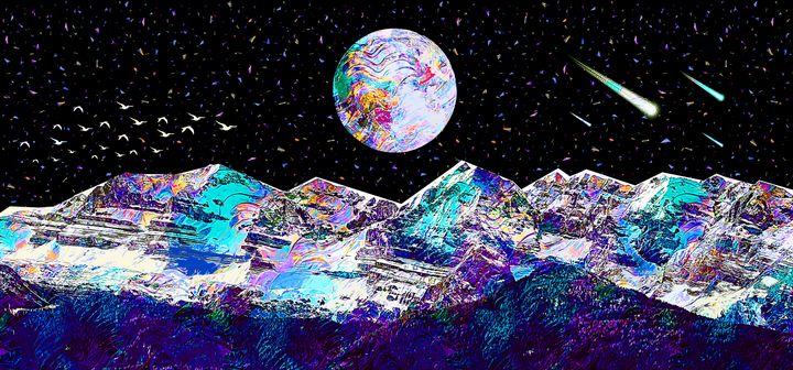 Blue Mountain - Gab Fernando