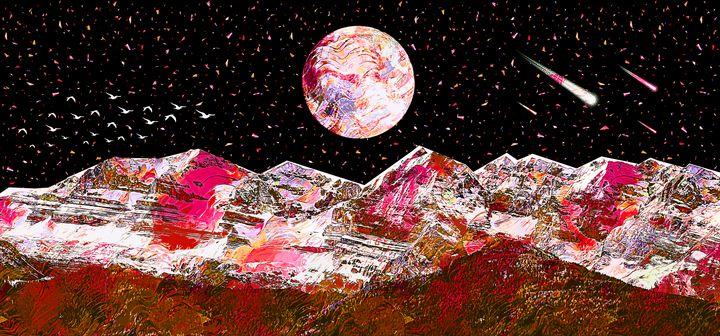 Red Mountain - Gab Fernando