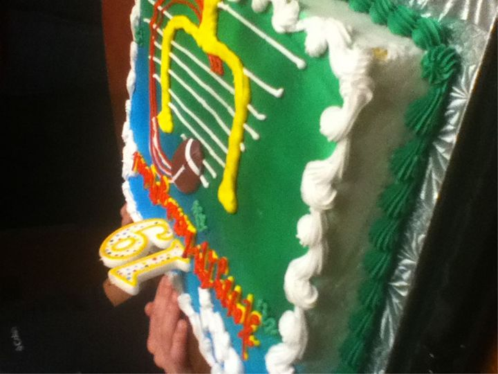 Michael's Birthday Cake - Curtis Greer's Dynamic Arts