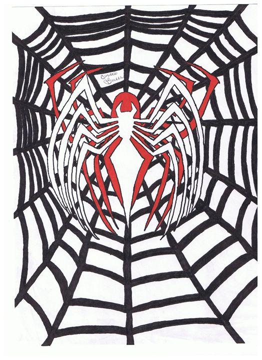 Venom Vs Spider Man Symbol Rivals Curtis Greers Dynamic Arts
