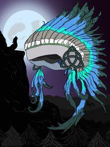 Native American Celtic Pride