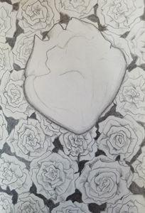 Happy Heart Sketches