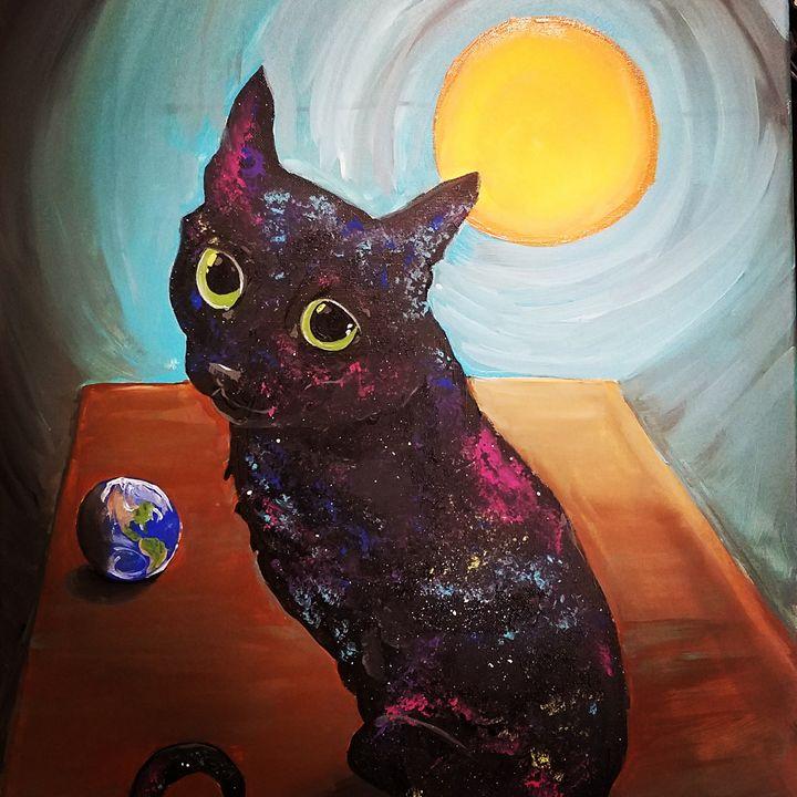 Kitty Karma - Earth Bound Star Driven
