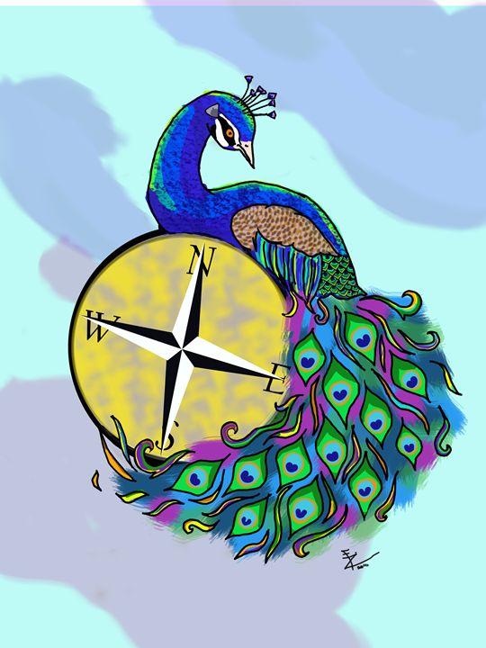 Mystic Peacox - Earth Bound Star Driven