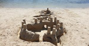 Sandcastle Fortress!