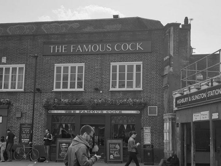 The Famous Cock! - Robert Lloyd-Evans