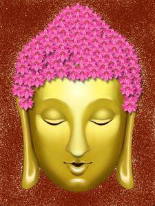 Golden Buddha Flowers