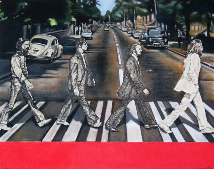 The Abbey Road legend - Urban Portraits