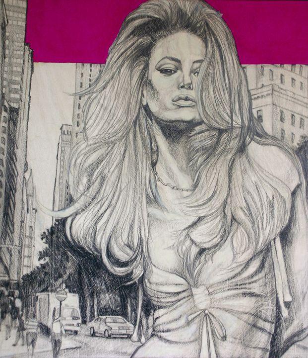 Non aveva molto tempo per te Sloan - Urban Portraits