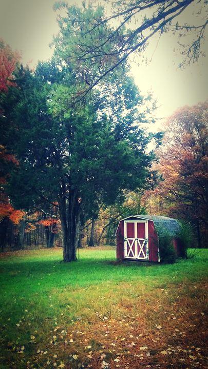 Autumn Glow - Kristian's Vision