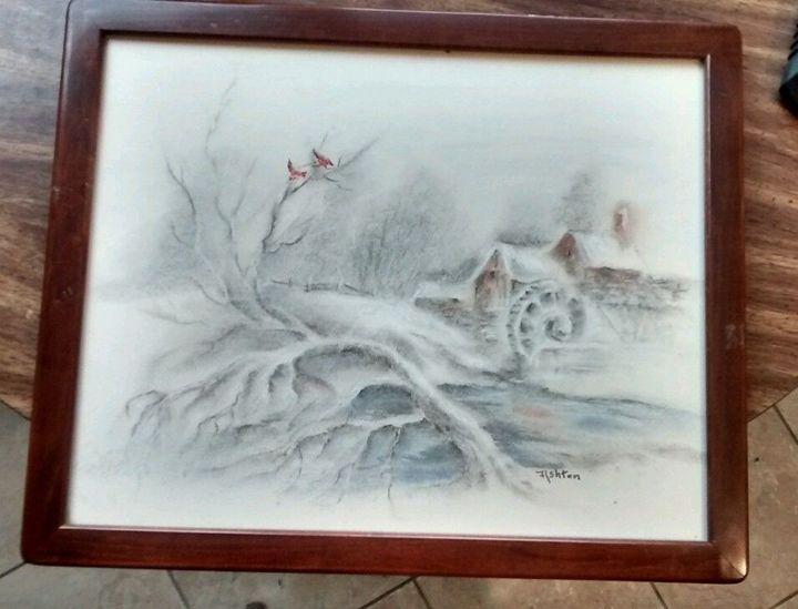Snowy Mill - Kristian's Vision