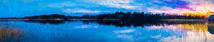 Veckholm Hometown Canvas