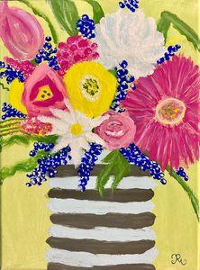 Fuchsia Pop Bouquet