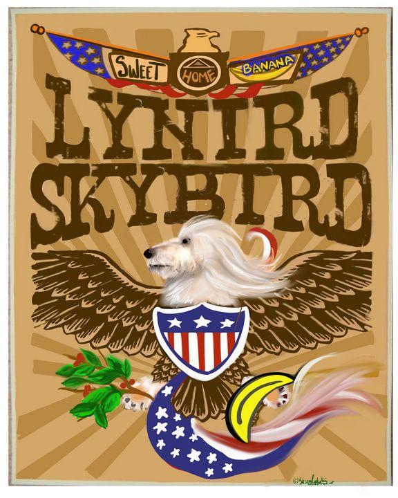 Linird Skybird - Sweet Home Banana - Susan Cooke Peña