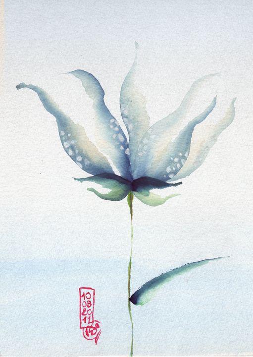 Fleur Bleue - Daniel Armonia