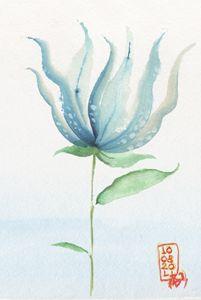 Fleur Bleue 004