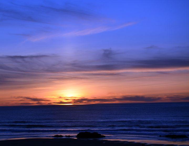 Sunset 2 - C. Fay Fine Art