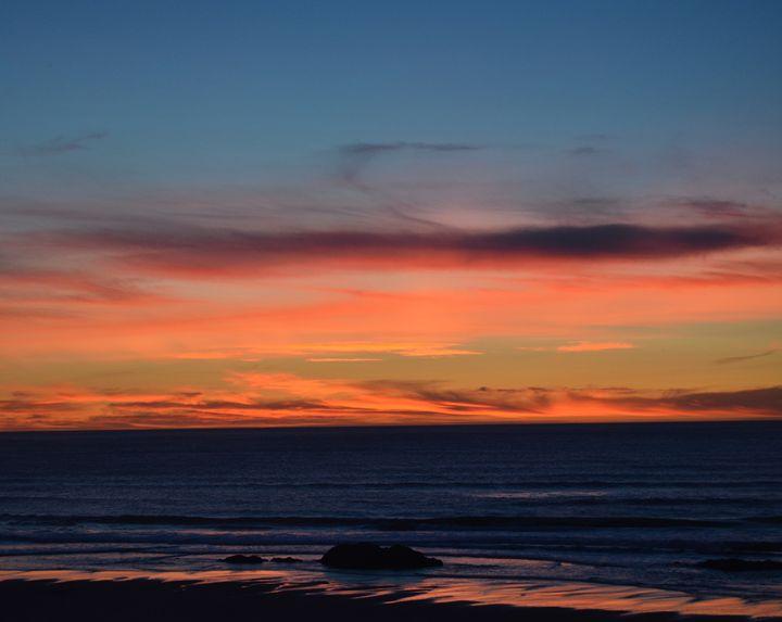 Sunset 3 - C. Fay Fine Art