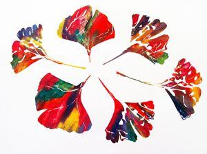 """Ginkgo 3"" - C. Fay Fine Art"