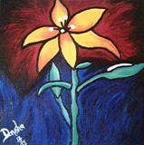 12x12 ARIEL (floral)