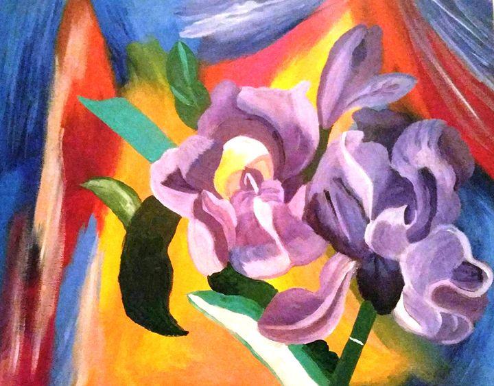 Abstract No. 7 - ArtbyDanusha