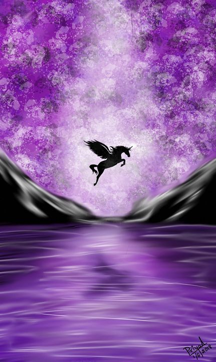 Mystical Sky - Priyal