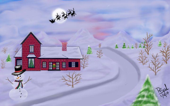 Christmas Eve - Priyal