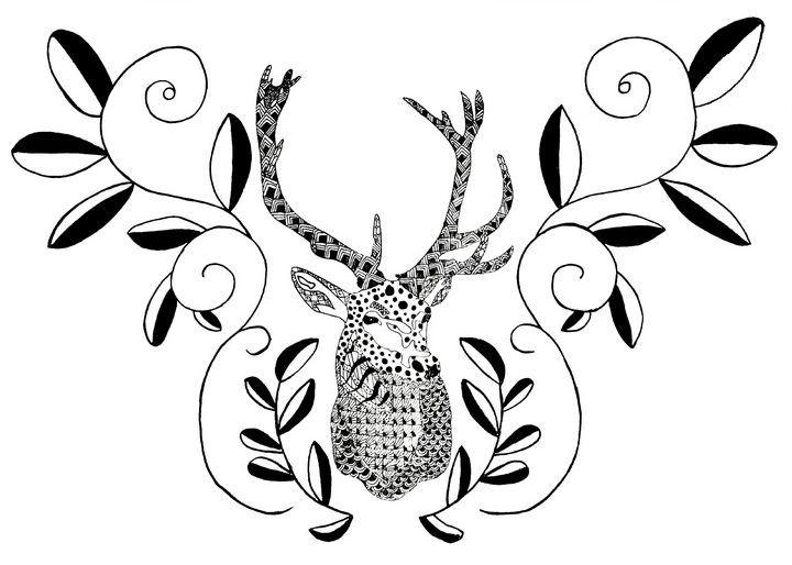 Spiritual Deer - Estimé ♥