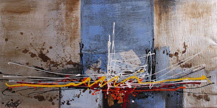Acrylic MSC 025 - Mario Sergio Calzi