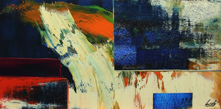 Acrylic MSC 129 - Mario Sergio Calzi