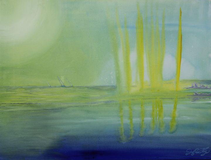 Acrylic MSC 013 - Mario Sergio Calzi