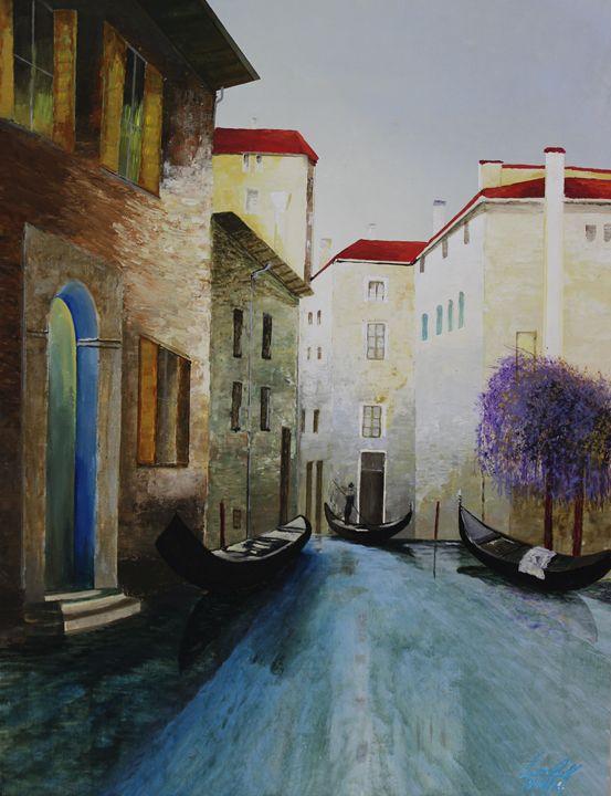 Acrylic MSC 187 - Mario Sergio Calzi