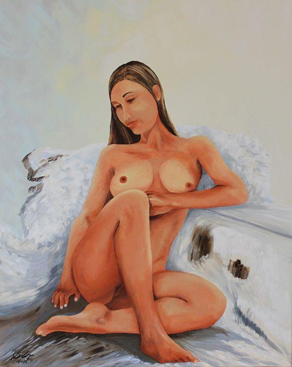 Acrylic MSC 203 - Mario Sergio Calzi