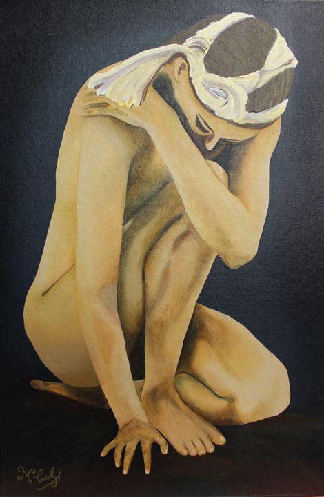 Acrylic MSC 189 - Mario Sergio Calzi